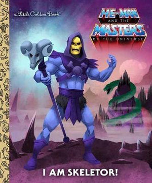 Little Golden Book - I Am Skeletor