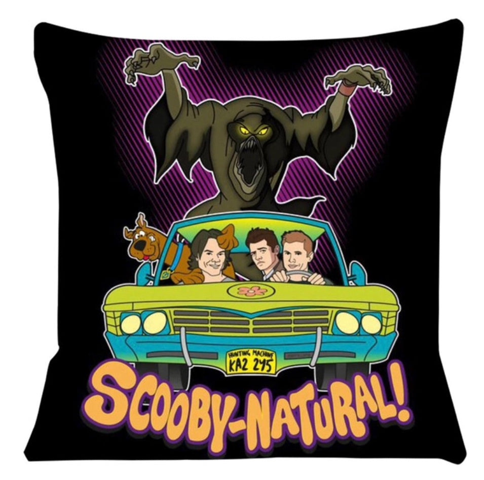 Scoobynatural Cushion