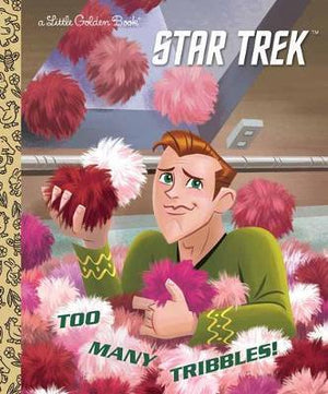 Little Golden Book -  Too Many Tribbles