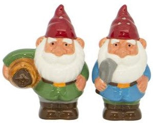 Gnome Salt & Pepper Set