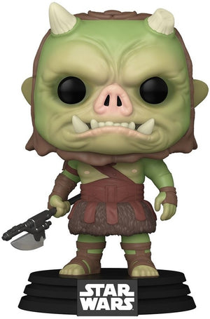 Pop Vinyl Figurine - Gamorrean Fighter