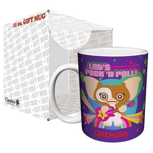 Gremlins Let's Rock 'N' Roll Mug