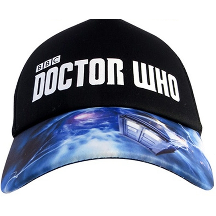 Doctor Who Baseball Cap