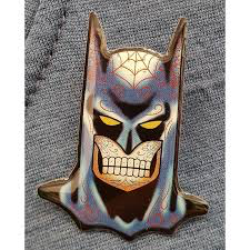 Jubly Umph Brooch - Batman