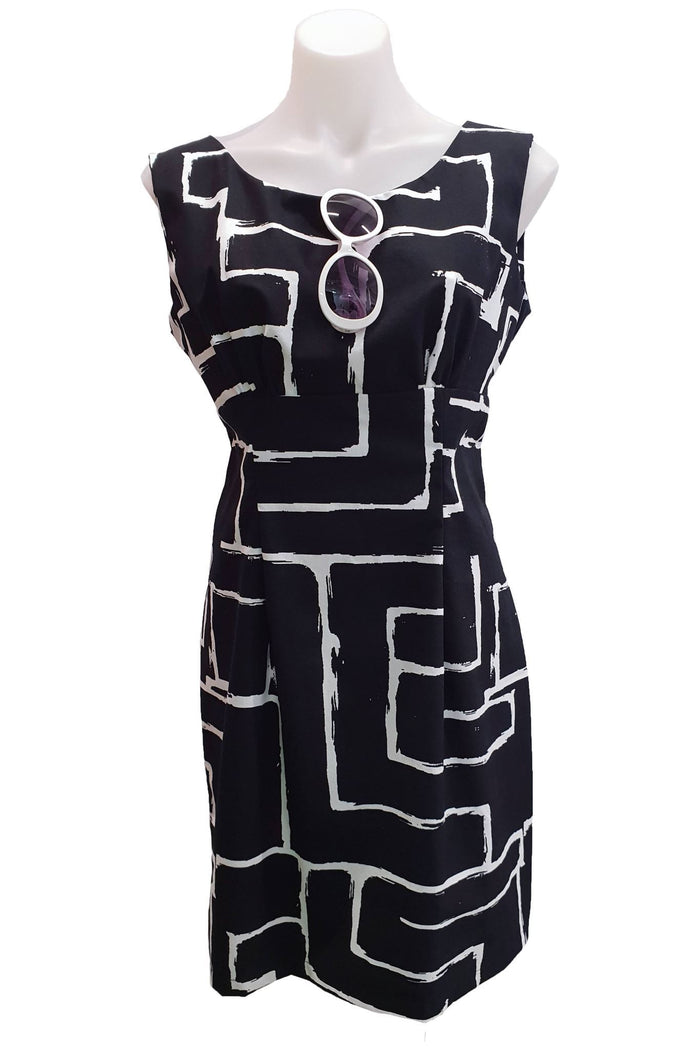 PR Originals - Mod Squad (B&W) Julie Dress
