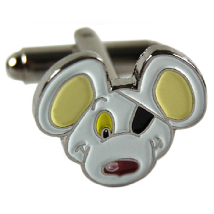 Cufflinks - TV/Cartoon - Danger Mouse
