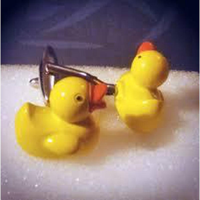 Cufflinks - Rubber Ducky