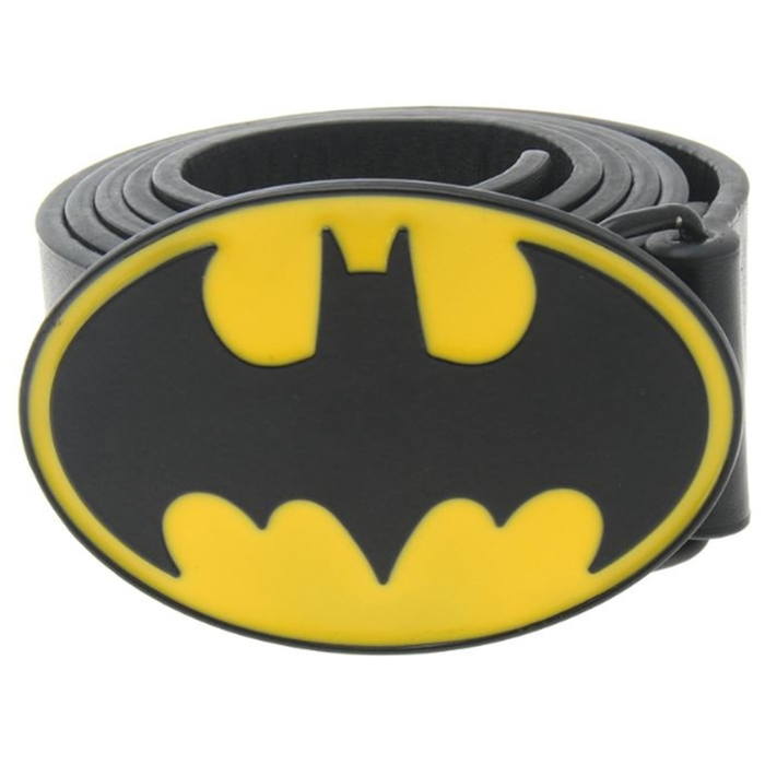 Batman Logo Belt Men's XL