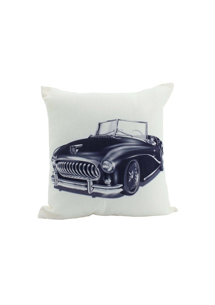 Car Cushion - Convertible Car Print