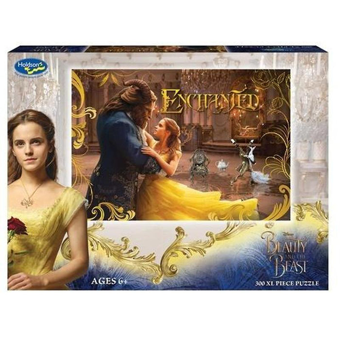 Beauty & The Beast Jigsaw Puzzle