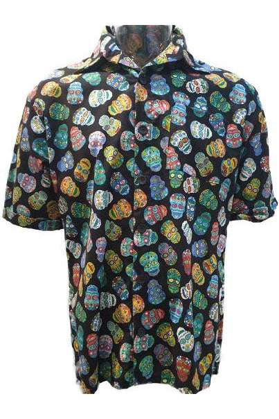 PR Original - Sugar Skull Heads Shirt