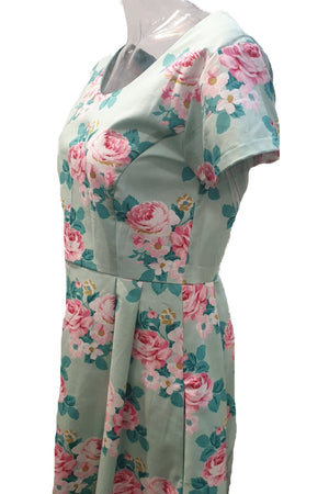 PR Original - Tea Tree Roses Audrey Dress
