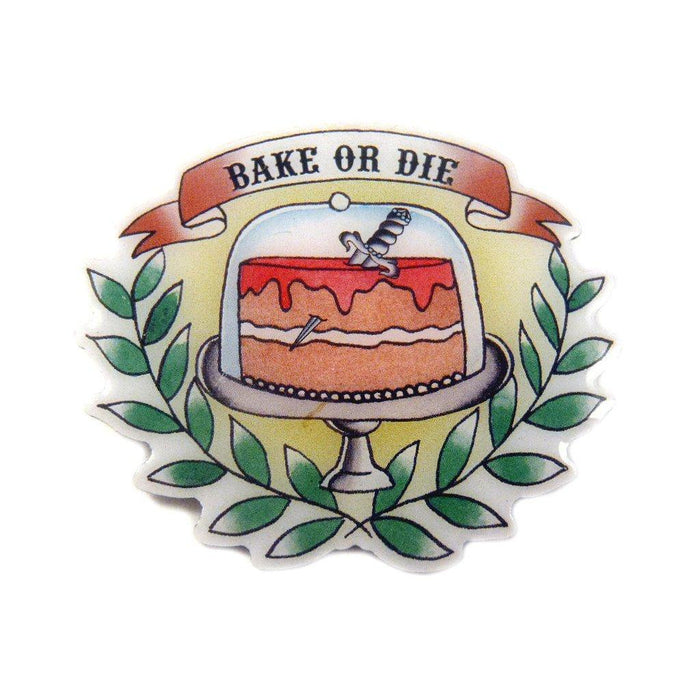 Jubly Umph Brooch - Bake or Die