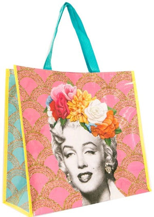 Tote Shopper Bag - Marilyn Monroe / Elizabeth Taylor