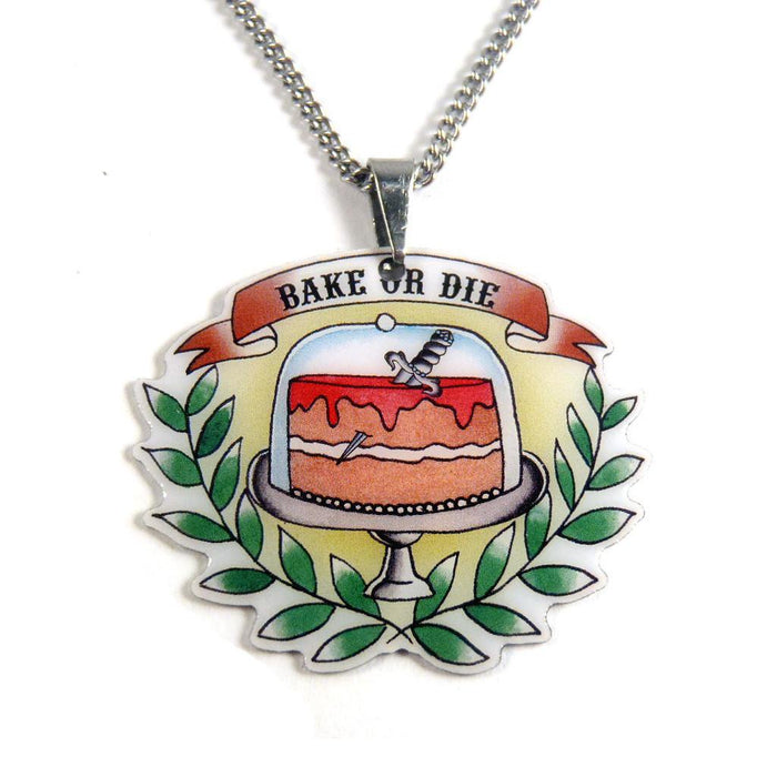 Jubly Umph Necklace - Bake or Die