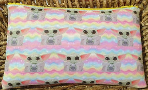 PR Original Zip Pouch - The Child  Pastels