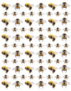 Overglaze decal - Bee