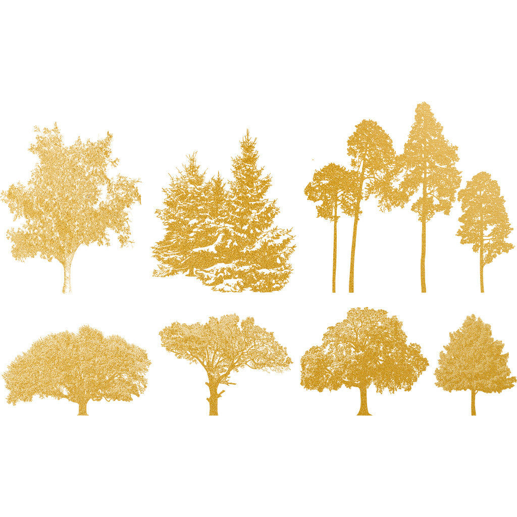 Gold - Trees
