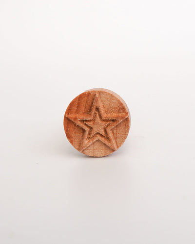 Clay Stamp - Star
