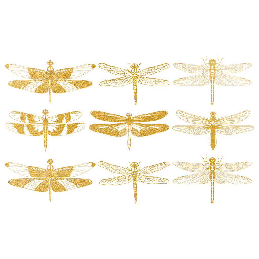 Gold - Dragonfly