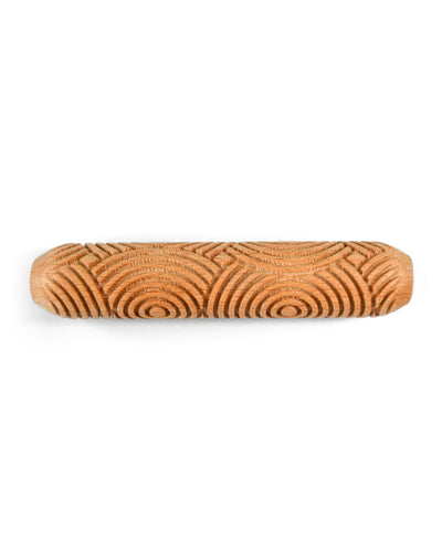 Clay Texture Roller - Moon Ripples