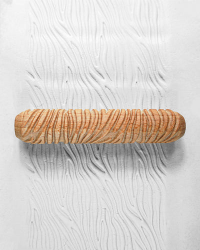 Clay Texture Roller - Tiger Stripes