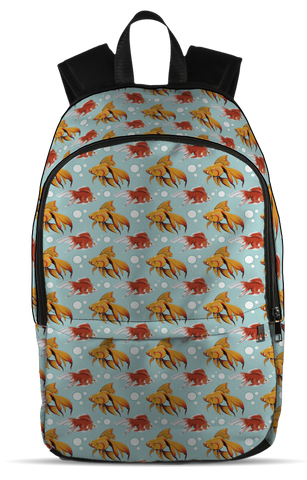 Fancy Goldfish Backpack