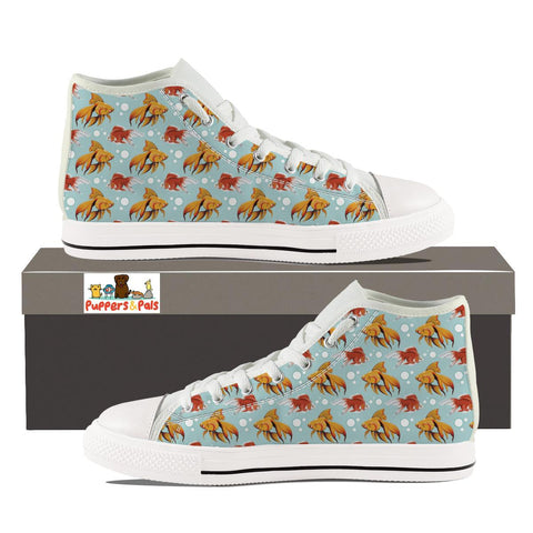 Fancy Goldfish Hightops