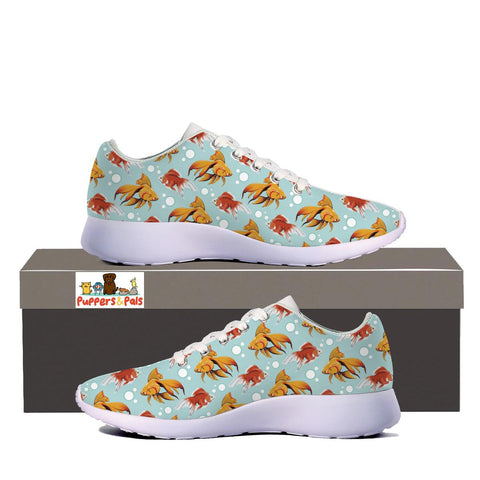 Fancy Goldfish Sneakers