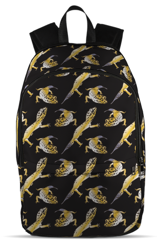 Leopard Gecko Backpack