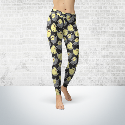 Cockatiel Leggings
