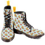 Fancy Goldfish Combat Boots