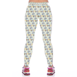Axolotl Leggings