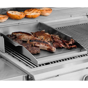 "American Muscle Grill by Summerset 16"" Stainless Steel Griddle Plate SSGP-17AMG"