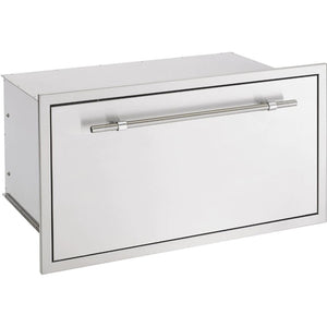 "American Muscle Grill by Summerset 36"" Extra Large Storage Drawer w/ Matching AMG Handle SSDR1-36AMG"