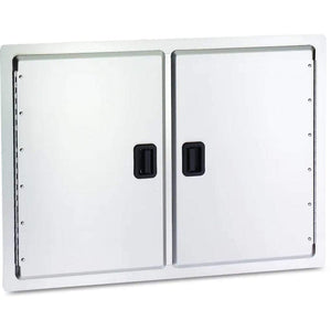 "American Outdoor Grill 30"" Classic Double Access Door 20-30-SD"