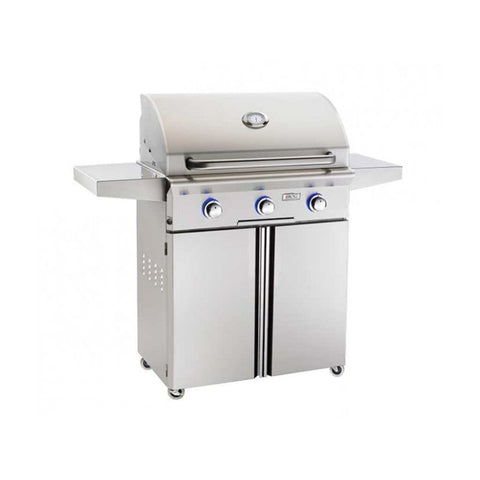 "Image of American Outdoor Grill 30"" L-Series Portable Gas Grill No / Propane 30PCL-00SP"