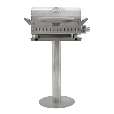 "Image of Blaze 10""/17"" Pedestal for the Marine Grade/Professional Portable Grill"