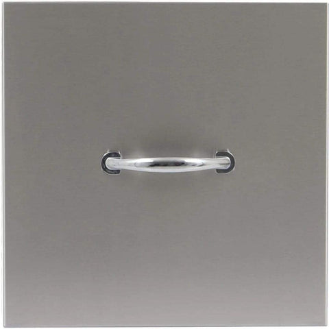"Image of Blaze 15"" Trash Chute With Cutting Board BLZ-TRC-CB"