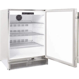 "Blaze 24"" Outdoor Rated Stainless Refrigerator 5.2 Cu Ft. BLZ-SSRF-50DH"