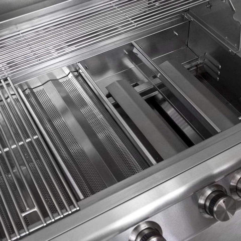 "Image of Blaze 32"" 4-Burner LTE Built-In Gas Grill with Lights"