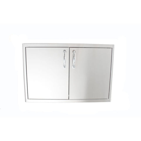 "Image of Blaze 32"" Sealed Stainless Steel Dry Storage Cabinet with Shelf BLZ-DRY-STG"