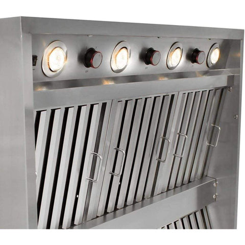 Image of Blaze 42″ Outdoor Wall Vent Hood BLZ-WVH-42