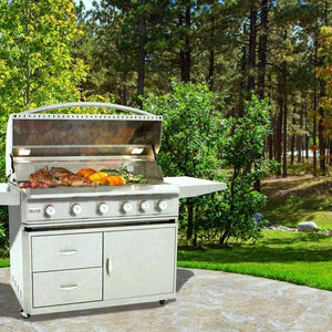 "Blaze Grill Cart For 25""/32""/40"" Traditional/LTE Gas Grills(Cart Only)"