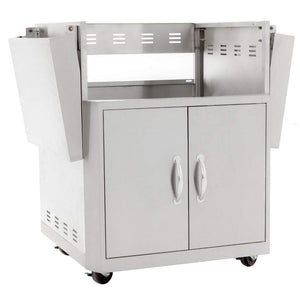 "Blaze Grill Cart For 27""/34""/44"" Professional Gas Grills(Cart Only)"