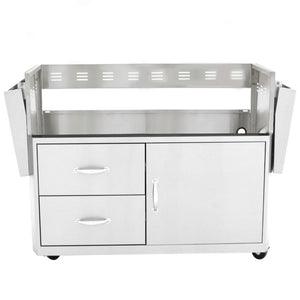 "Blaze Grill Cart For 27""/34""/44"" Professional Gas Grills(Cart Only) 44"" Gas Grill BLZ-4PRO-CART"