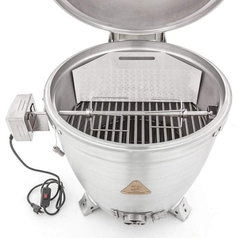 Image of Blaze Rotisserie Kit For Burner Gas Grill/ Kamado