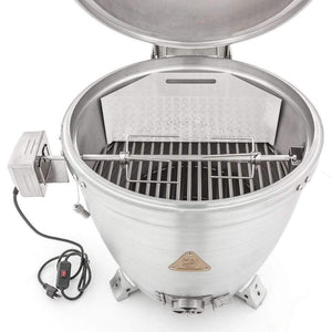 Blaze Rotisserie Kit For Burner Gas Grill/ Kamado
