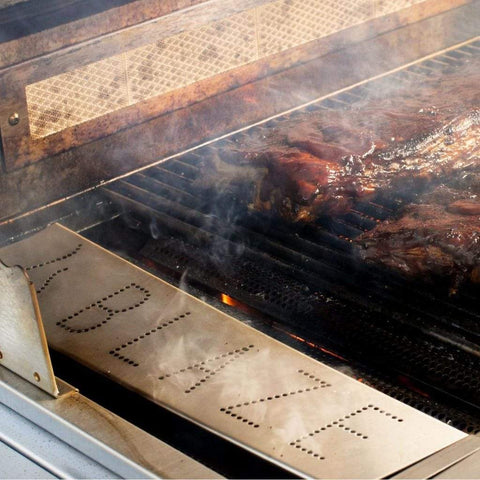 Image of Blaze Stainless Steel Smoker Box