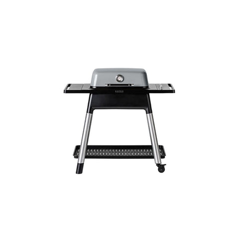 "Image of Everdure 46"" FORCE™ 2 Burner Gas Grill with High Hood and Stand"